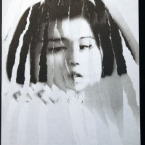 "Al Wong, ""Lost Sister #25"" © 2006, Photo collage"