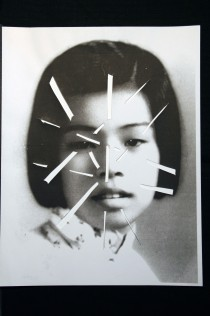 "Al Wong, ""Lost Sister #42"" © 2006, Photo collage"