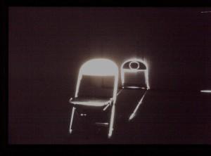 3. shadow & chair.1979