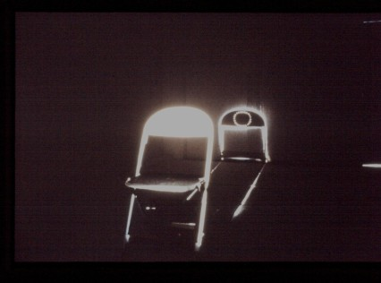 3. shadow & chair.1979